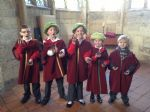 Y3 and Y4 Gainsborough Old Hall Trip