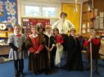 Y3 and Y4 Tudor Pedlar visit