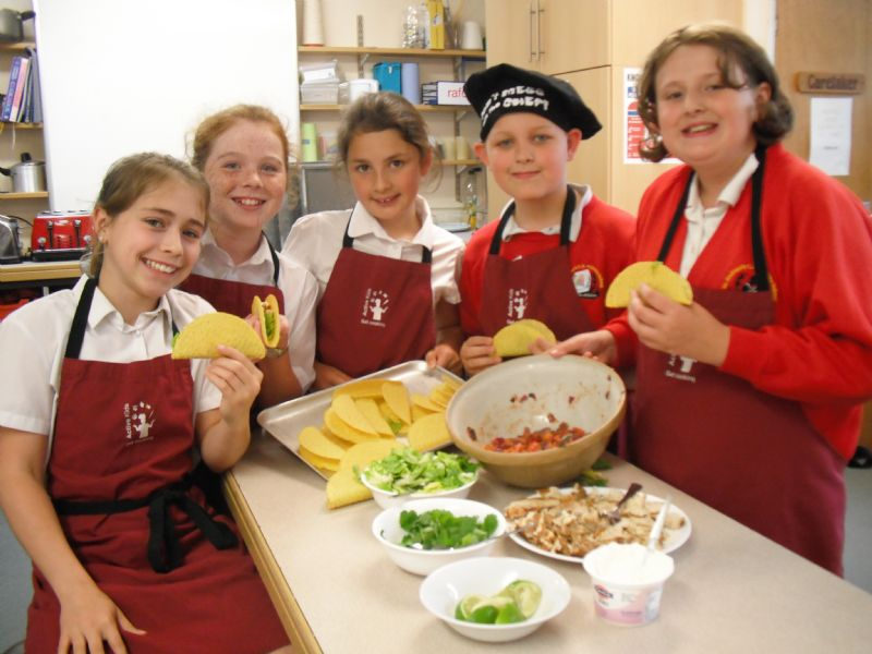 St Andrews Primary School - After School Clubs